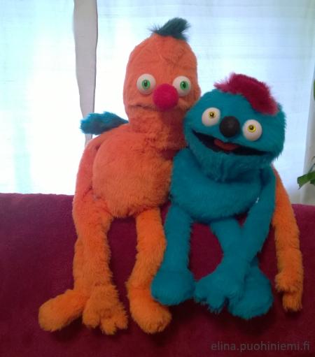 elinap - Puppets