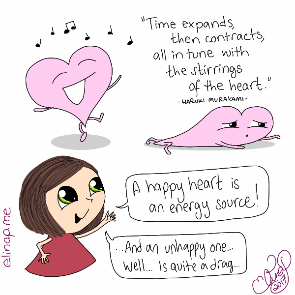 Q & Doodle: How to Find Time to Do What You Love?