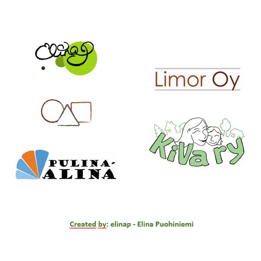 Logos by elinap