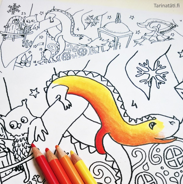 Coloring Pictures by elinap