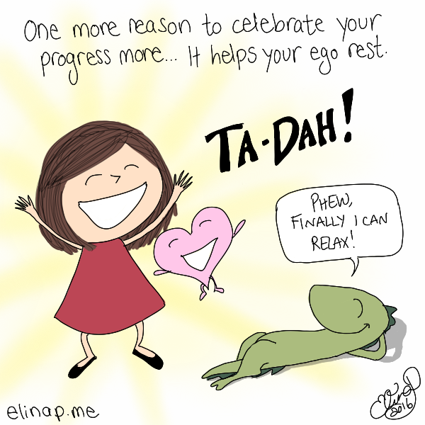 A Message From Mira: The Best Ever Reason to Celebrate More!